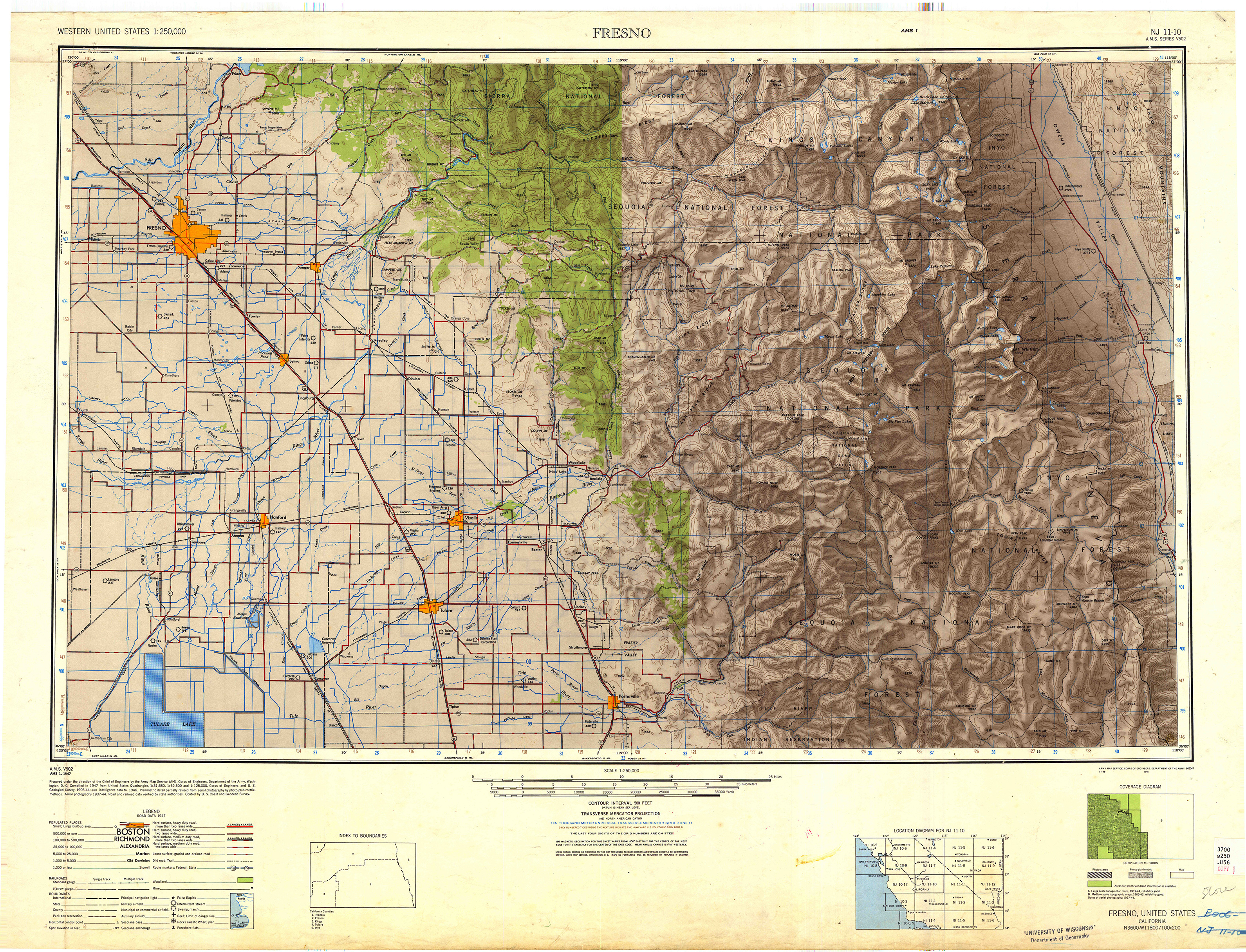 Maps Golden Trout Wilderness - Us topo maps app android