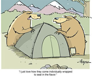 Cartoon by Ralph Hagen